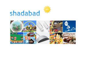 Shadabad catalog